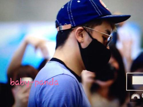 BIGBANG Departing Seoul to Osaka 2015-08-21 (3)