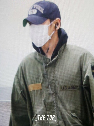 Big Bang - Gimpo Airport - 31dec2015 - The TOP - 03