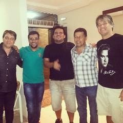 Maurício Manfrini e David Cardoso Jr recebem fãs em Maracaju #SemDefesa #BlogAuroradeCinemaregistra