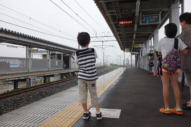 年末蔵出しシリーズ1(殴) 東京ツアー・8月(1) 出発