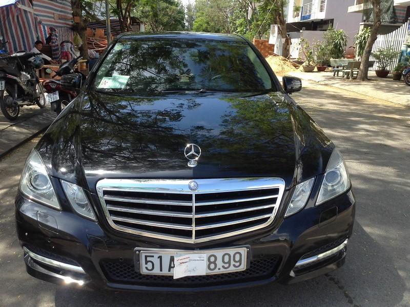 Bán Mercedes Benz E250, Đăng kí 11/2011, biển số đẹp. Giá tốt