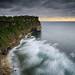 Uluwatu Cliff by eggysayoga