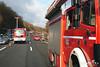 Verkehrsunfall A3 in Richtung Frankfurt 26.12.14