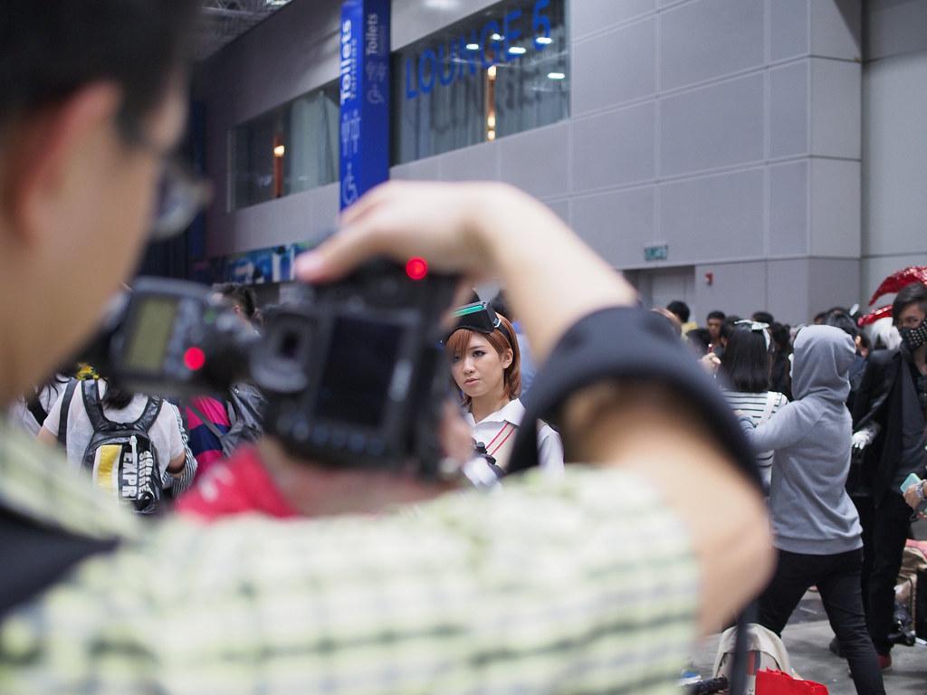 Comic Fiesta 2014 漫画嘉年华会