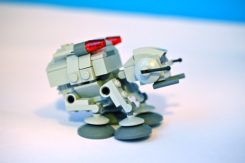 AT-AT Microfighter