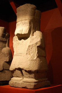 Statues of the Wari/Huari Culture, Ayacucho, Peru