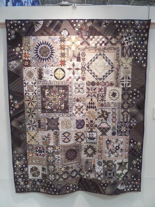 Quilt by Yuko Mikoshi