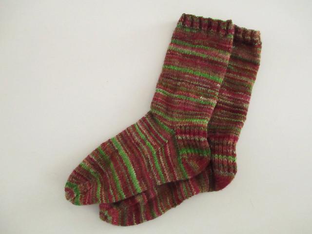 Vineyard socks