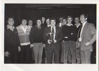 Dowdeswell Cup Winners