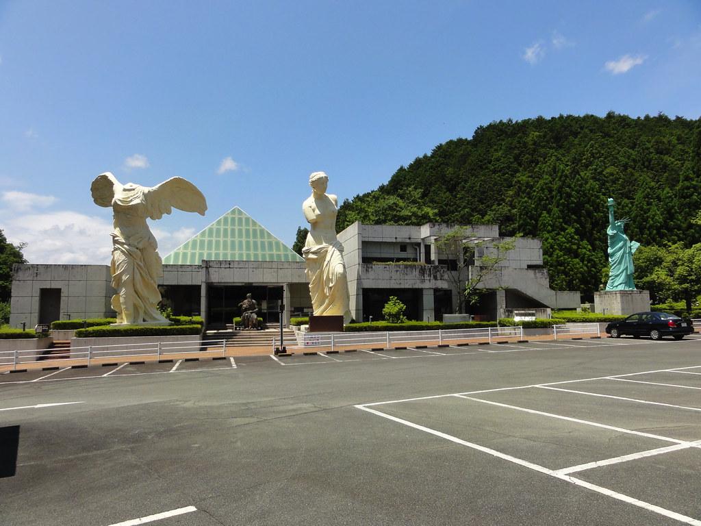 ルーブル彫刻美術館は神!世界で唯一、ルーブル美術館の姉妹館!