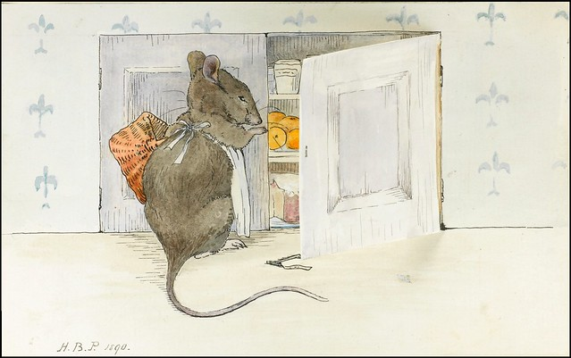Appley Dapply - Beatrix Potter 1890