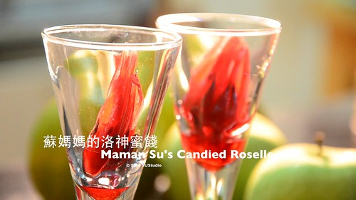 Candied Roselle 2