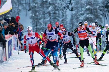 Ruka Nordic Resort přivítá o víkendu nejlepší lyžaře