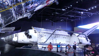 Shuttle ATLANTIS in NASA Kennedy Space Centeredy Space Center