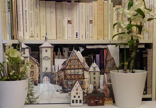 Keskiaikaisia taloja