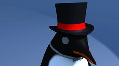 .breathe. - NYE penguin W.I.P.