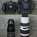 Olympus M.ZUIKO DIGITAL ED 40‑150mm 1:2.8 PRO Lens Size Comparison by Edmond Terakopian