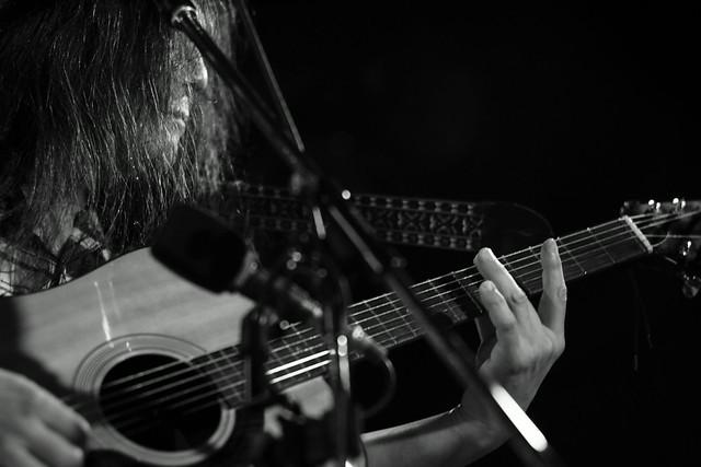 O.E. Gallagher live at Outbreak, Tokyo, 15 Feb 2015. 400