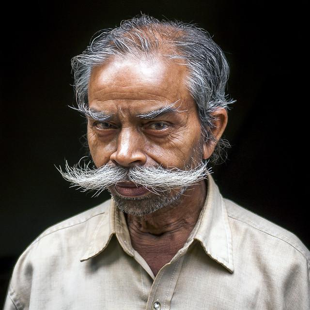 Mr.Mustache