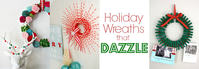 holiday wreaths that dazzle slider