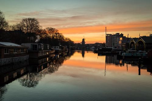 amsterdam sunrise thenetherlands zonsopgang canonefm22f2stmlens