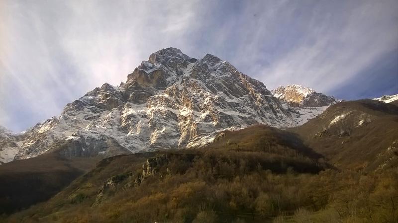 Montagna Italy