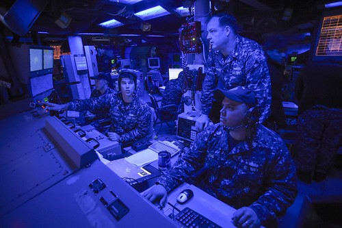 YOKOSUKA, Japan (NNS) -- U.S. and Japan forces participated in a four-day Fleet Synthetic Training-Joint (FST-J) exercise.