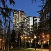 #madrid la nuit en pleno #invierno , cualquier año diría #megustamadrid #igersmadrid #iphone #instagood #picofday