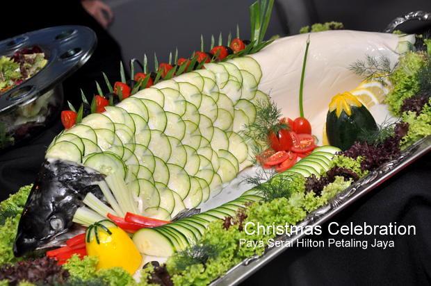 Paya Serai Hilton Petaling Jaya Christmas Celebration 12