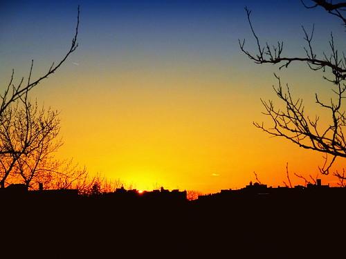 sunset newyork brooklyn image dmitriyfomenko fall62014