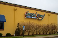 No Ground Round restaurants left in Ohio; again...
