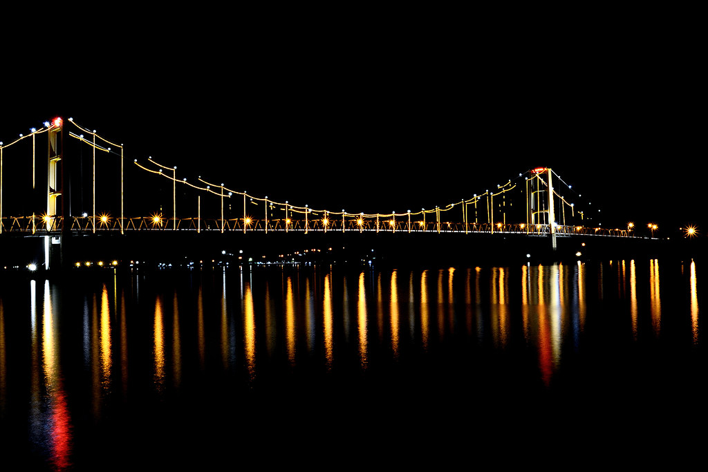 Mahakam Bridge