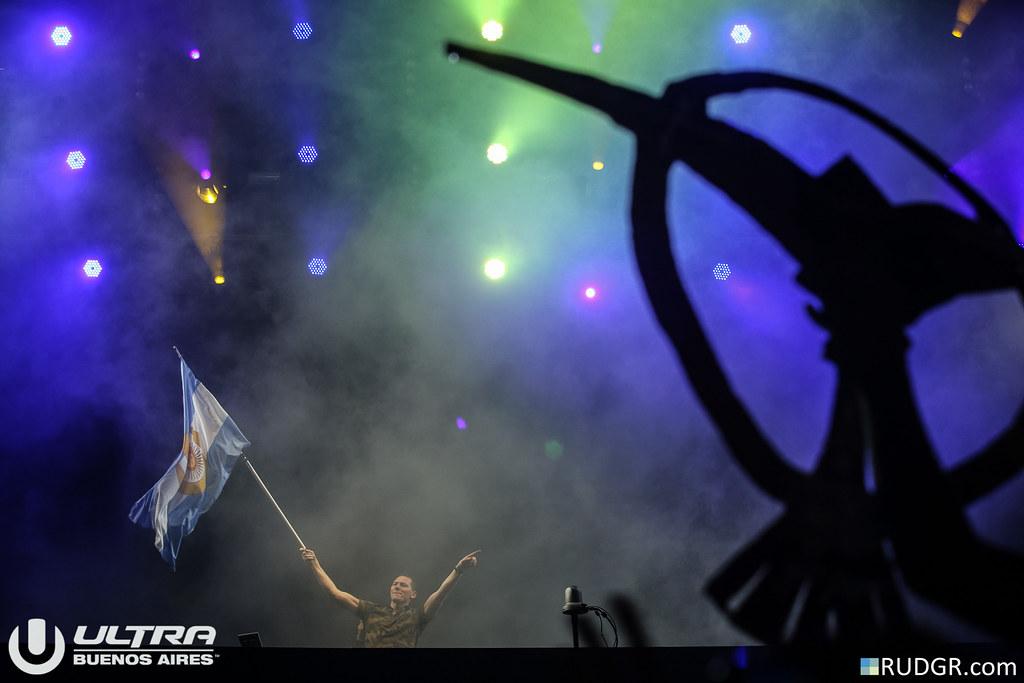 Tiësto @ Ultra Buenos Aires 2015
