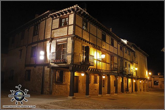 Arquitectura popular de de El Burgo de Osma (Soria)