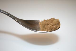 12 - Zutat Koriander / Ingredient cilantro