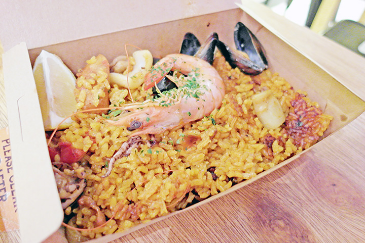 pasarbella Paella