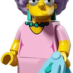 LEGO The Simpsons Patty