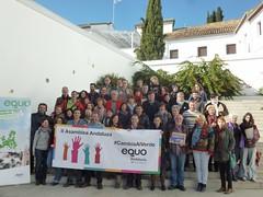 Asamblea EquoAndalucia - Enero 2015