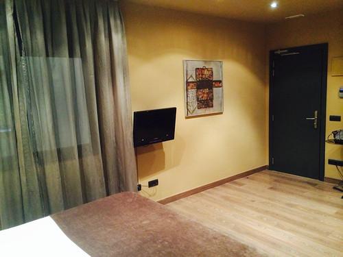 Detalle de habitación