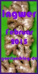 Garten-Koch-Event Februar 2015: Ingwer  [28.02.2015]