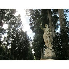 The Boboli Gardens, a must see...