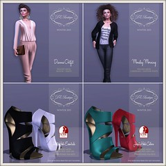 DE.Boutique FairTuesday@99L and new group gifts 26 January