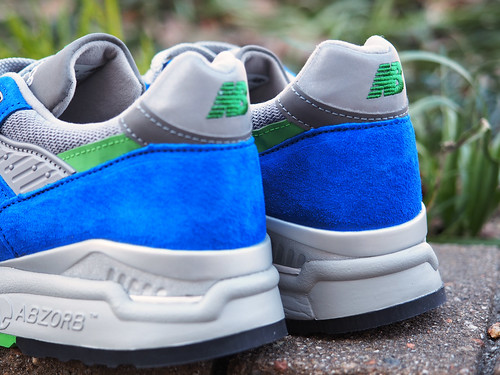 New Balance for J.Crew / M998 Ultramarine