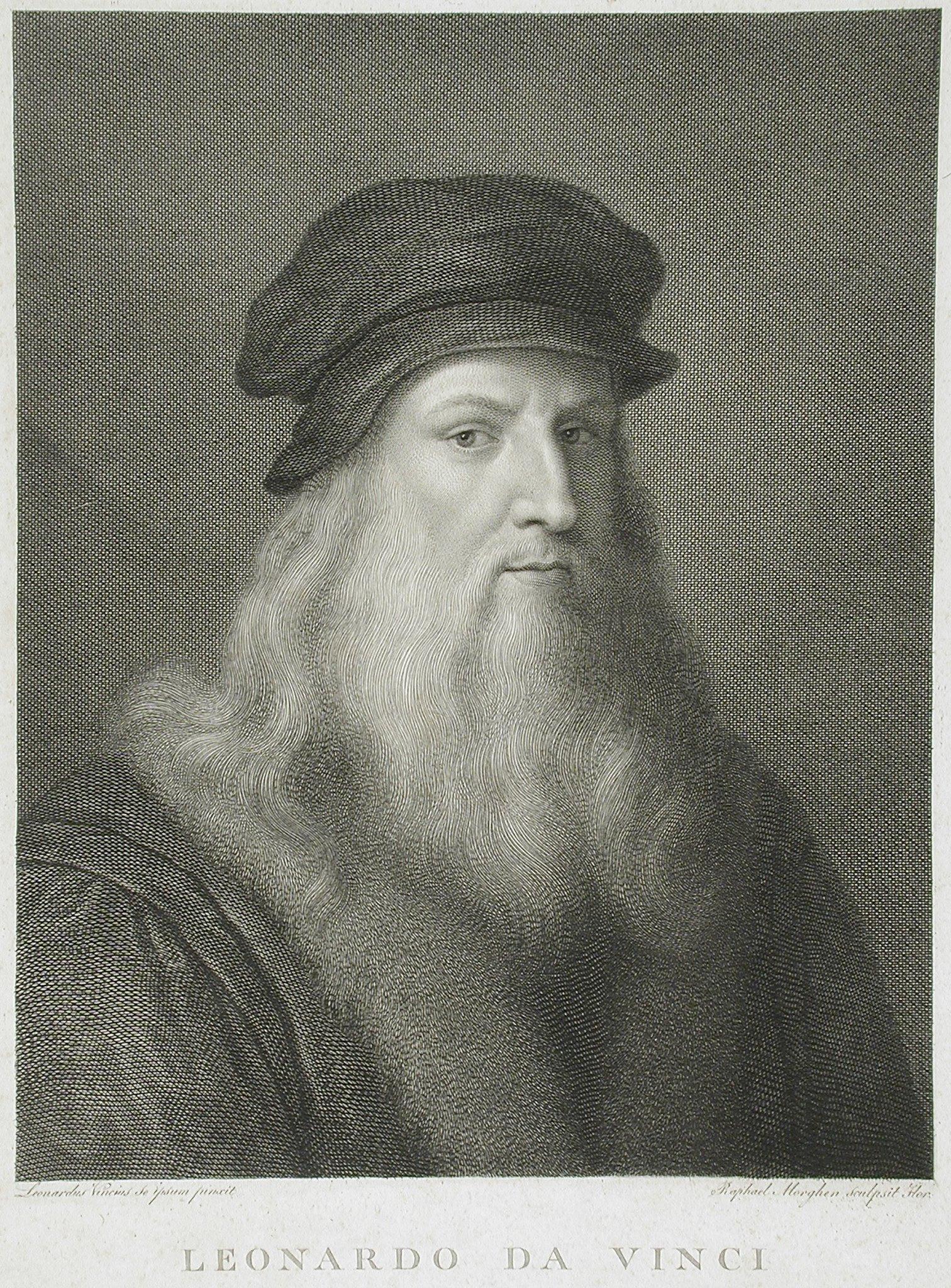 Leonardo da Vinci LACMA 19.4.22