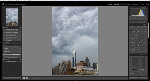 Storm Panorama - Stage 2
