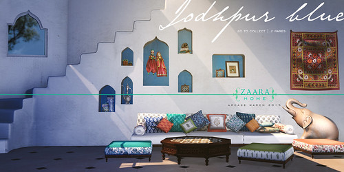 Zaara [home] : Arcade March 2015 preview