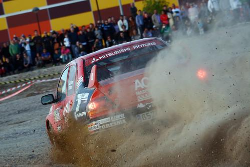 Jose Antonio Suarez Rallye Lorca 2014