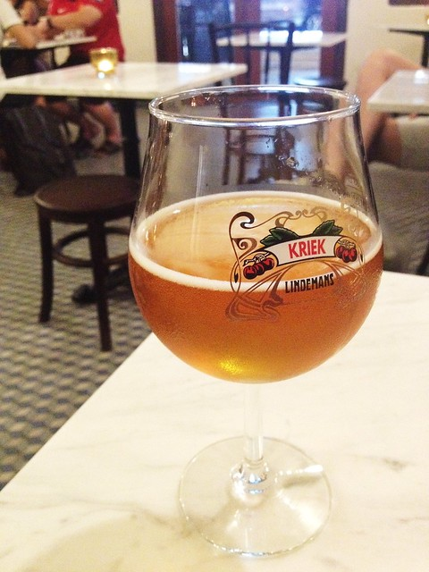Mikkeller SpontanMandarin Fruit Lambic. Druggists Craft Beer Bar, 119 Tyrwhitt Road