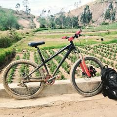 Domingueandoando #XC #mtb #bike #crosscountry #bike #mountain #Samanga #Ambato #Ecuador #bici