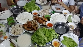 Daily Activities - Siya farewell diner